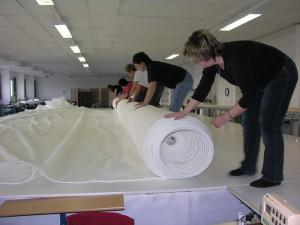 Textilen Sonderkonstruktionen
