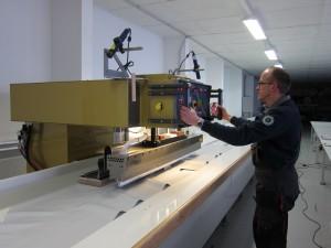 HF-Schweißmaschine